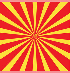 Pop-art radial lines starburst sunburst radiating vector