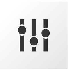 Stabilizer icon symbol premium quality isolated vector