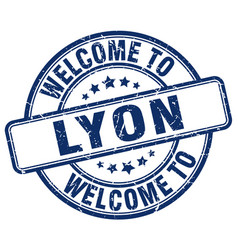 Welcome to lyon vector
