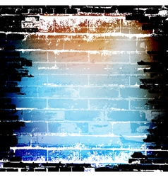grungy background vector image vector image