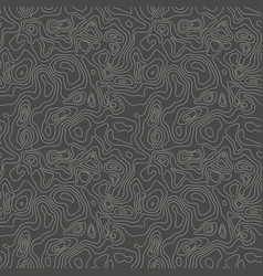 Abstract earth relief map seamless vector