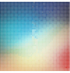 abstract geometric background with circles vector image