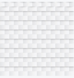 abstract paper seamless pattern white geometric vector image