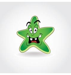 Star Cartoon vector image