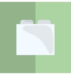 Toy icon design vector