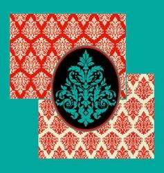 Neo-Victorian vector image vector image