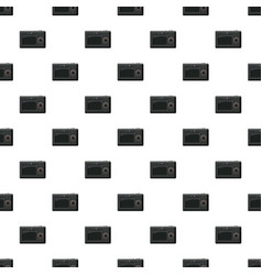 Camera display pattern vector