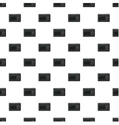 camera display pattern vector image