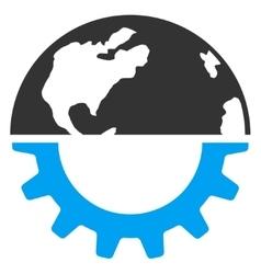 International Industry Icon vector