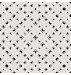 Modern seamless geometric pattern vector image