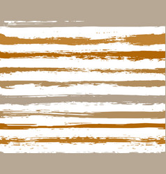 Watercolor stripes grunge background vector