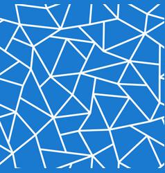 Seamless geometric pattern creative vector