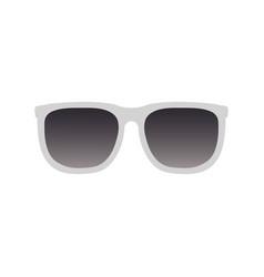 sun glasses icon eps10 vector image