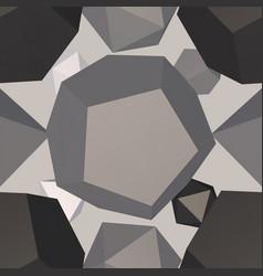 fractal seamless pattern vector image