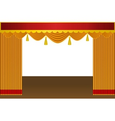 tre stage vector image