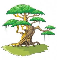 Magic tree vector