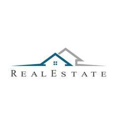 Roreal estate logo vector