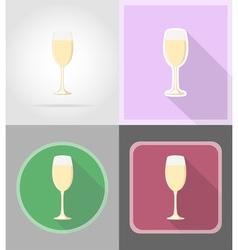 celebration flat icons 07 vector image