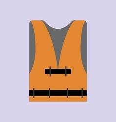 Life Vest Icon vector