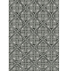 Classic seamless background with gray shade vector