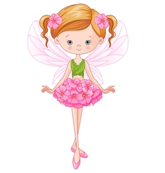 Flower Fairy vector
