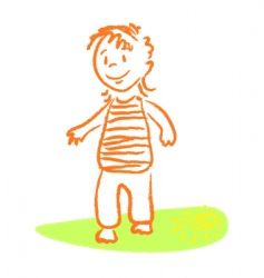 First steps vector