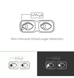 future medicine trend vector image