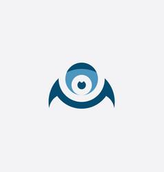 webcam logo clipart vector image