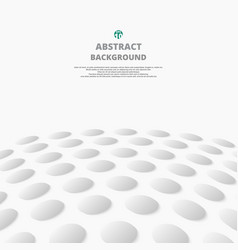 abstract of gray gradient circle pattern distort vector image