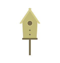nesting boxe in cartoon style isolated on white vector image