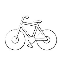 Bicycle transport vehicle vector