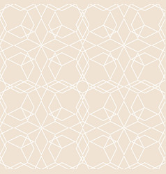 tile pattern or pink and white wallpaper vector image