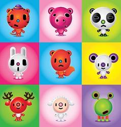 animals Friends vector image vector image