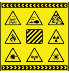 Hazards vector