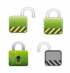 Lock Locked and Unlocked vector