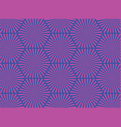 Purple and blue line background vector