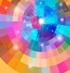 bright multicolored a gradient background vector image