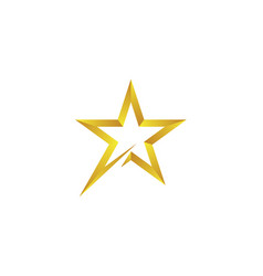 Star icon design vector