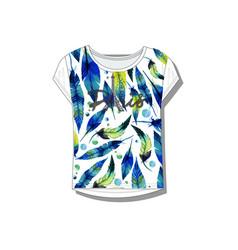 Tshirt design vector