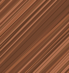 Brown Background with Stripes vector image vector image