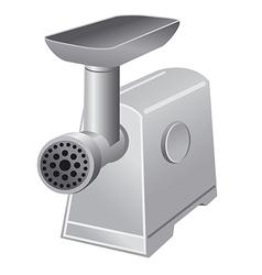 meat grinder vector image vector image