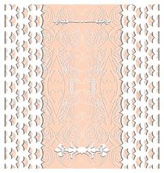 Lace shades vector