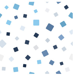 random square pattern seamless vector image