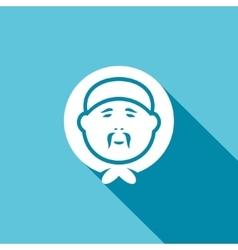 Eskimo icon vector
