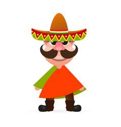 Hot mexican logo vector