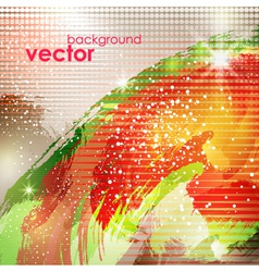 Abstract Space Concept Background vector image