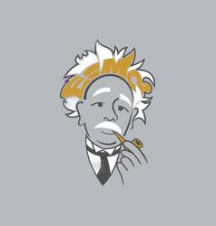 Einstein vector