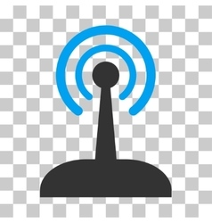 Radio Control Joystick Icon vector