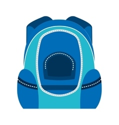 School bag study icon vector