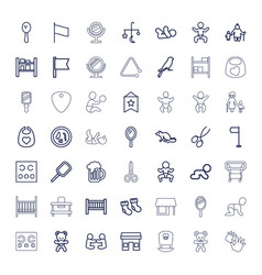 Small icons vector